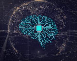 Artificial Intelligence Brain Map
